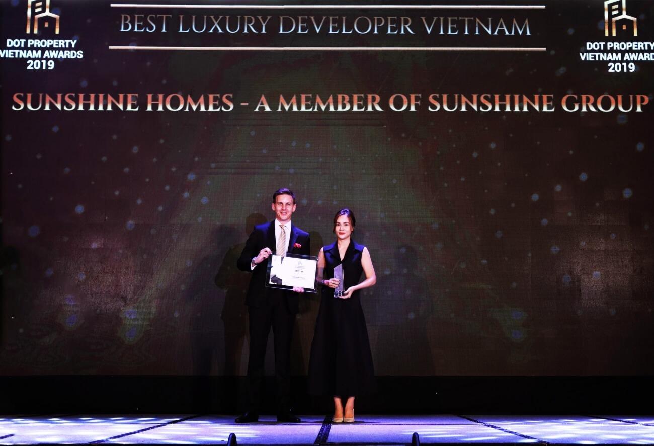 Sunshine Homes nhà phát triển bất động sản uy tín